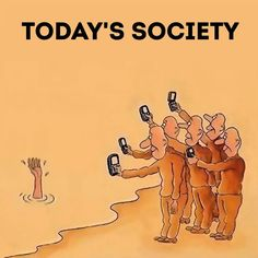 today's society wow !