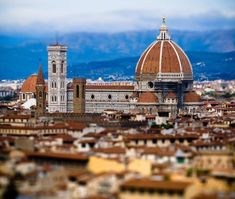 Florence, Italy - a must visit in this life or, perhaps, the next.