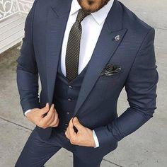Top 5 Pinstripe Suits for Men Best Suits For Men, Cool Suits, Mens Fashion Suits, Mens Suits, Fashion Menswear, Designer Suits For Men, Formal Suits, Modern Suits, Classy Men