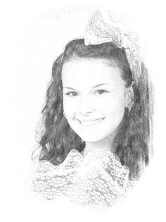 turn your photo into a sketchy pencil sketch by zeblee2
