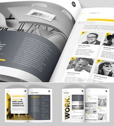 Example Of Company Profile Template Adorable Company Profile Brochure V2  Company Profile Brochures And .