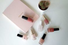 roze nagellak: Pink just makes me happy! | www.lamemechoseblog