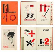 russian avant-garde books