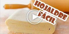 Simple. Es el mejor Apréndete la receta para hacer hojaldre casero fácil Mira ...