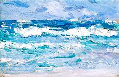Samuel Peploe | Waves
