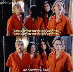 Pretty Little Liars Season 5.