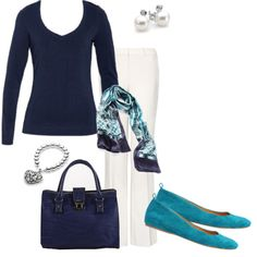 """""""Work Day Wednesday"""" by annabouttown on Polyvore"""