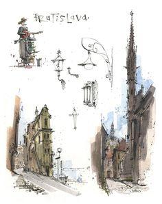Sketches — TOMAS PAJDLHAUSER