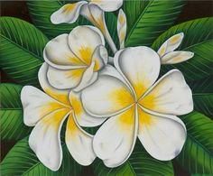 """""""Frangipani in Bloom"""""""