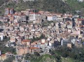 Small town Sicily, Longi in the Nebrodi mountains deep in the province of Messina.
