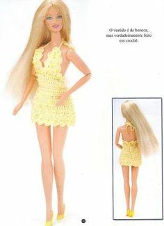 Vestidos para barbie | Solountip.com free