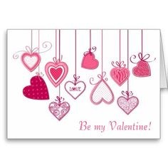 Valentine day card