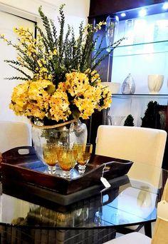 Pin by el armario hn on nuestras flores in 2019 arreglos - Arreglos florales artificiales para casa ...