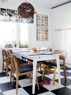 Väriä ja särmää | Koti ja keittiö
