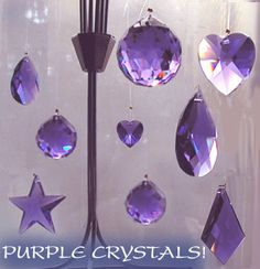 sooo want these when i make my hanging crystal decoration (like the one in Autumn in New York)