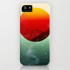In the end, the sun rises iPhone Case by Budi Satria Kwan