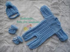 Ravelry: Micro Preemie Boys Romper Suit Set pattern by Lynne Christie available for purchase Designer Knitting Patterns, Baby Boy Knitting Patterns, Knitting Yarn, Baby Knitting, Knitted Baby, Preemie Boy Clothes, Micro Preemie, Romper Suit, Crochet Clothes