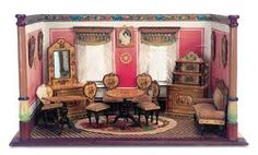 theriaults miniatures dollhouse toys - Google Search