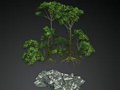 Image result for 3d old oak zbrush