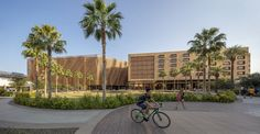 Tooker House at Arizona State University / SCB  https://www.archdaily.com/882217/tooker-house-at-arizona-state-university-scb