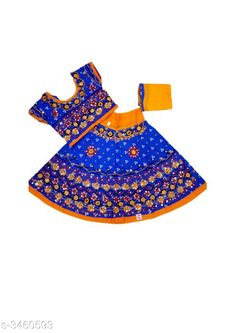 Checkout this latest Lehanga Cholis Product Name: *Adorable Kid's Girl's Lehanga Choli Set* Sizes:  0-6 Months, 3-6 Months, 6-9 Months, 6-12 Months, 9-12 Months, 12-18 Months, 18-24 Months, 1-2 Years, 2-3 Years, 3-4 Years, 4-5 Years, 5-6 Years, 6-7 Years, 7-8 Years, 8-9 Years, 9-10 Years, 10-11 Years, 11-12 Years, 12-13 Years Country of Origin: India Easy Returns Available In Case Of Any Issue   Catalog Rating: ★4 (3410)  Catalog Name: Princess Adorable Kid's Girl's Lehanga Choli Sets Vol 18 CatalogID_481479 C61-SC1137 Code: 684-3460593-0231