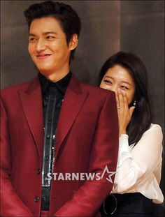 Lee Min Ho - Press Conference