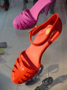 scarpe di gomma by melissa