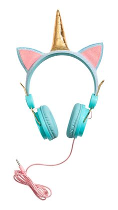 Unicorn Headphones HnM ★❤★ Trending • Fashion • DIY • Food • Decor • Lifestyle • Beauty • Pinspiration ✨ @Concierge101.com