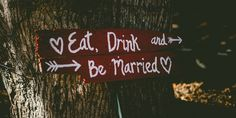 No country style wedding is complete without a few super charming rustic wedding signs. Here are 10 beautiful examples of rustic wedding signs. Catholic Marriage, After Marriage, Country Style Wedding, Casual Wedding, Event Venues, Wedding Venues, Wedding Locations, Wedding Stress, Changing Your Name