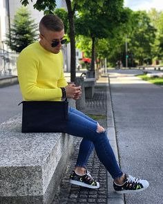 Yellow camo  #me #style #fashion #street #yellow #summer #zara #adidas #superstar #sneakers #sneakerhead #instadaily #instagood