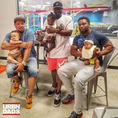 Daddy duty! @chuck_cooly @naronstr8flexin @upt11504fresh  #fatherhood #parenting #family #dads #dads #blackfathers #blackdads #urbndads #blavity #blackfathersmatter #blacklove #melanin #dads #family #love #like #follow  #support #fathers #parents #blackfather #blackdad #blackfamily #parenthood