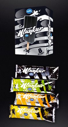 Kjoris Ice Cream Packaging 30+ Cool Ice Cream Packaging Designs For Inspiration