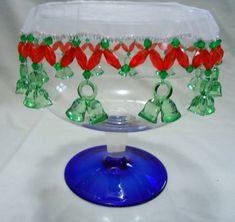 Forrinho cobre jarra Natal