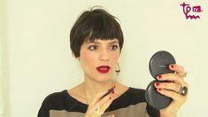 Passo a passo de batom vermelho com Vanessa Rozan na TV Tpm