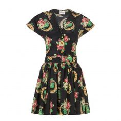Sunny day Dress short collier