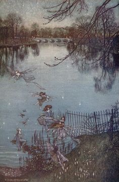 Pinned for later from rackham.artpassions.net: Arthur Rackham