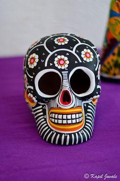 Mexican Día de Muertos #dayofthedead