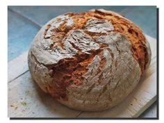 Roggen-Kürbis-Brot