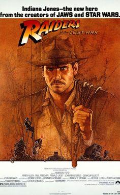 Raiders of the Lost Ark - movieer
