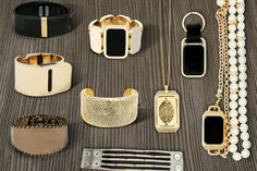 Check out the new (and stylish) wearables line from Cuff.