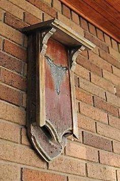 Gothic Bat House