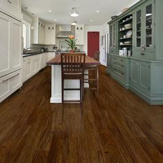 Discover the best kitchen colors by popularity based on statistical analysis. plus get access to our kitchen color photo gallery. Epic kitchen colors page. Custom Kitchens, Luxury Kitchens, Cool Kitchens, Kitchen Color Trends, Best Kitchen Colors, Kitchen Paint Schemes, Kitchen Colour Schemes, Home Depot, New Kitchen