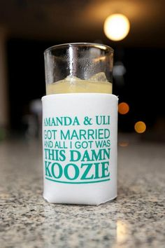 Hilarious. Unique Wedding favors and wedding ideas    #WeddingFavors #Wedding Ideas