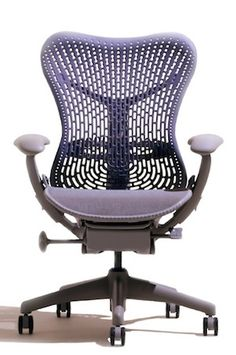 Mirra Chair-Highly Adjustable by Herman Miller Possibly the most comfortable chair today, the Mirra Mirra Chair-Highly Adjustable by Herman Miller takes a giant Herman Miller, Best Ergonomic Office Chair, Contemporary Dining Room Sets, Sectional Sofa With Recliner, Teak Outdoor Furniture, Der Computer, Buy Chair, Desk Chair, Houses