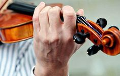 In this article, we discuss vibrato tips that can help beginner and advanced players. This article can help out anybody learning fiddle, viola or violin. Violin Lessons, Music Lessons, Violin Scales, Violin Sheet Music, Music Sing, Teaching Music, Teaching Orchestra, Music Theory, World Music
