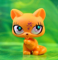 Littlest Pet Shop Collection Child Girl Figure Cute Toy Loose Rare LPS365