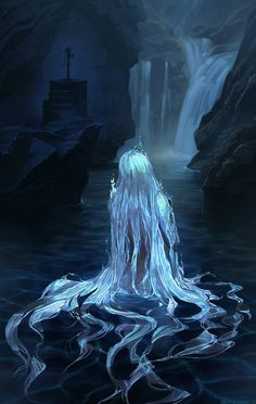 [Water Spirit by houvv]
