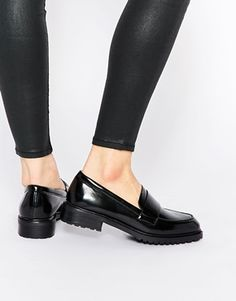 New Look Chunky Sole Loafer