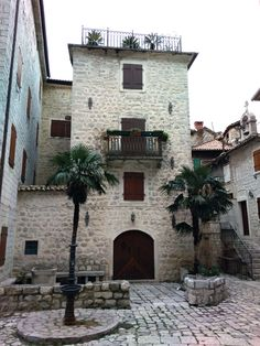 Montenegro, Mansions, House Styles, Home Decor, Decoration Home, Manor Houses, Room Decor, Villas, Mansion