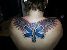 Star of Life w/ Wings